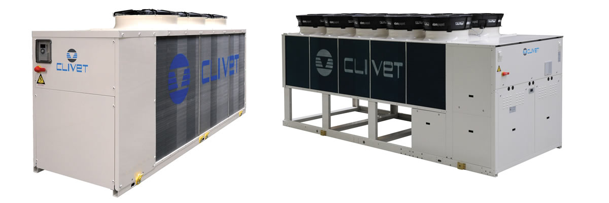 CLIVET Water Cooled Chiller Series